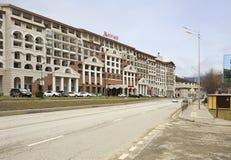 Sochi Marriott Krasnaya Polyana in Gorky Gorod Royalty Free Stock Image