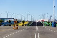 Sochi olimpijski park Udostępnienia i przyciągania Zdjęcie Stock