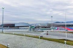 Sochi-Olympiapark Russland Lizenzfreie Stockfotografie