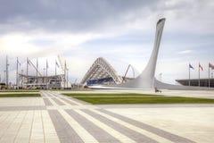 Sochi. Olympic area Royalty Free Stock Photo