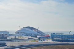Sochi Olympic Objects Stock Photography
