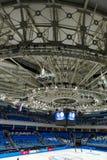 Sochi 2014 -Olympic Park, Roza Khutor, stadium Stock Image