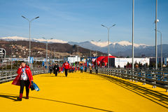 Sochi Olympic Park Royalty Free Stock Photo