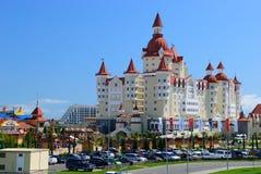 Sochi. Olympic Park. Sochi Park. Hotel Stock Photography