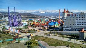Sochi park Fotografia Royalty Free