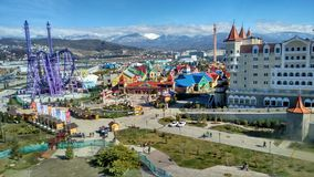 Sochi park Obrazy Stock