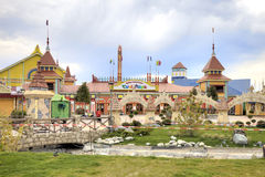 Sochi park Royalty Free Stock Photo