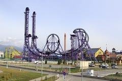 Sochi Park - theme park Royalty Free Stock Photos