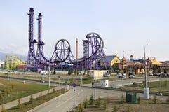 Sochi Park - theme park Royalty Free Stock Photo