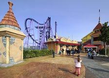 Sochi Park - theme park Stock Image
