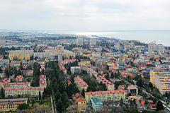 Sochi pejzaż miejski Fotografia Stock