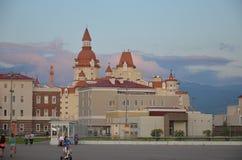 Sochi, Rusia, el 11 de mayo de 2015 Foto de archivo libre de regalías