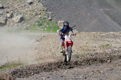 SOCHI, RUSSIA – AUGUST 16, 2014: Off-road Stock Photography