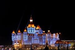 SOCHI, RUSSIA - FEBRUARY 9, 2014: hotel Stock Photos