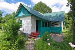 Sochi, Russland - 26. Juni 2014, Haus-Museum in Koshman-Solokh-Dorf von Krasnodar-Gebiet Lizenzfreies Stockbild