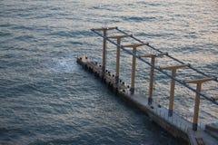 Sochi seacoast Royalty Free Stock Images