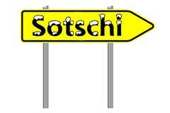 Sochi Stock Image