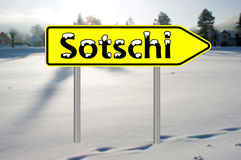 Sochi Stock Images