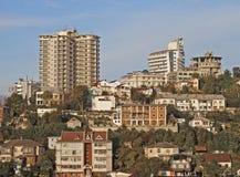 Sochi skyline Royalty Free Stock Photo