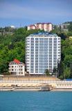 Sochi-Sommerlandschaft Lizenzfreie Stockfotografie