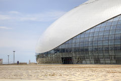 Sochi. Stadium Bolshoy Ice Dome Stock Images