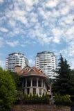 Sochi townscape Στοκ Εικόνες