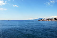 Sochi wybrzeże Zdjęcia Stock