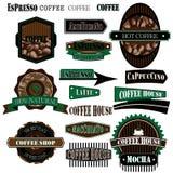 Société de café Photos libres de droits