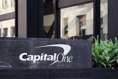 Société de Capital One Financial Image stock
