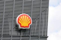 Société de Shell Oil image libre de droits