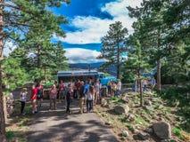 Sociétés Denver de restauration Image libre de droits