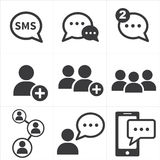Sociaal media pictogram