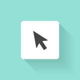 Sociaal media pictogram Royalty-vrije Stock Afbeeldingen