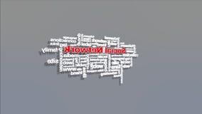 Sociaal netwerk stock videobeelden