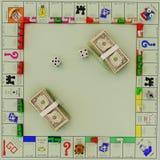 Sociaal spel Royalty-vrije Stock Afbeelding