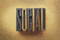 Social Images libres de droits