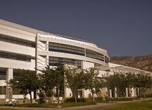 Social and Behavioral Building CSUB. This is the School of Social and Behavioral Building at California State University at San Bernardino stock photos
