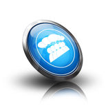 Social button Royalty Free Stock Photos
