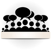 Social Community Forum Royalty Free Stock Images