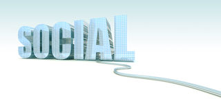 Social Connection Stock Images