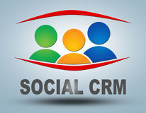 Social CRM Stock Photos