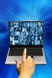 social de réseau Photo libre de droits