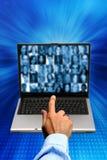 social de réseau Photographie stock libre de droits