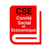 Social and Economic Committee called CSE in France. Illustration Stock Photo