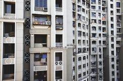 Social housing. In Mumbai, India Stock Photography