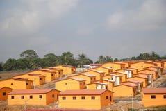 SOCIAL HOUSING Stock Image