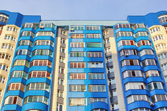 Social Housing Royalty Free Stock Photography