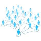 Social links  background Stock Photos