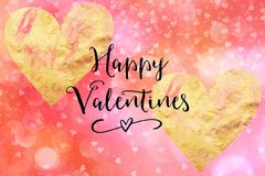 Social massmediabakgrund för valentin med citationstecken Arkivfoto