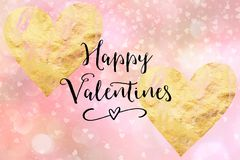 Social massmediabakgrund för valentin med citationstecken Royaltyfria Foton